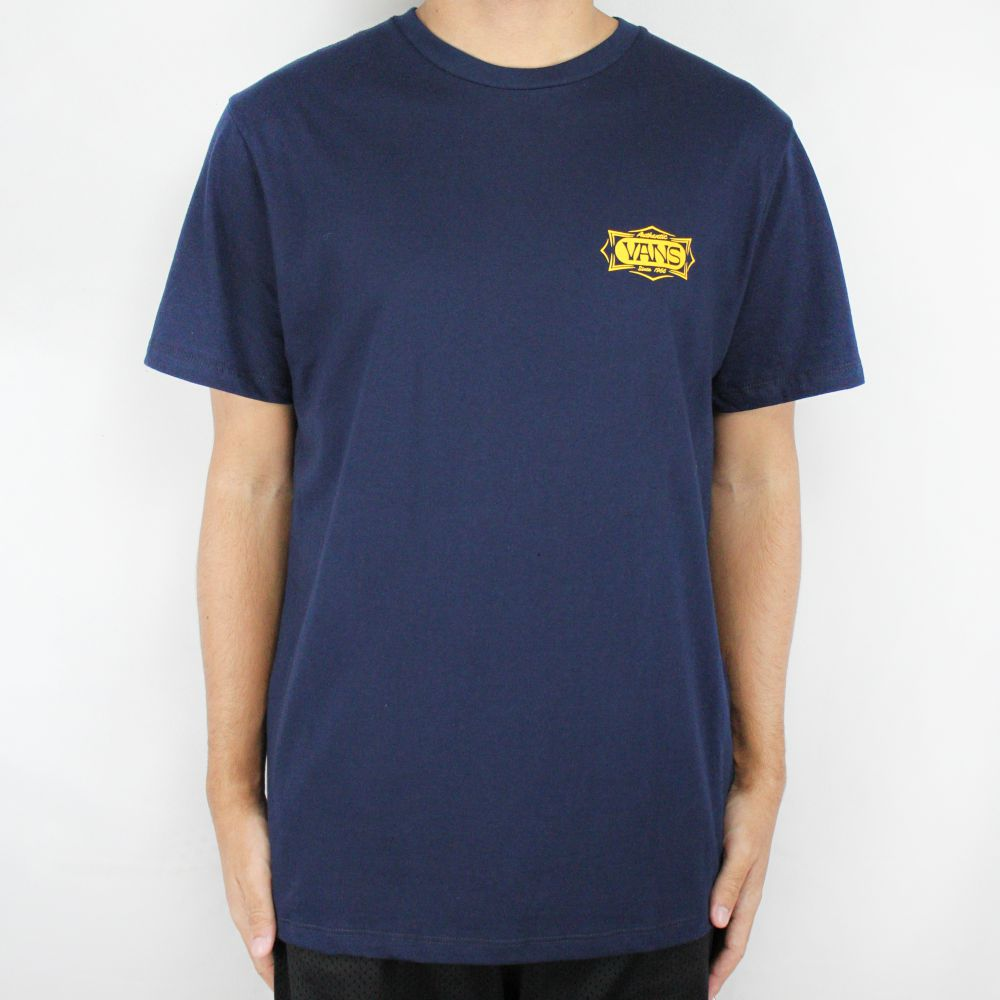 Camiseta Vans  Funboard Marinho