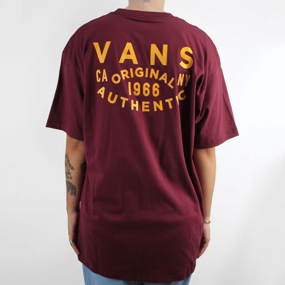 Camiseta Vans OG Patch Authentic