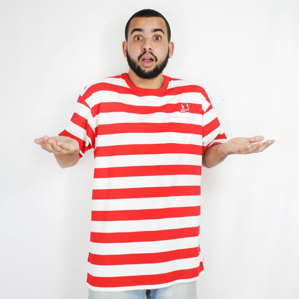 Camiseta Vans Onde Está Wally