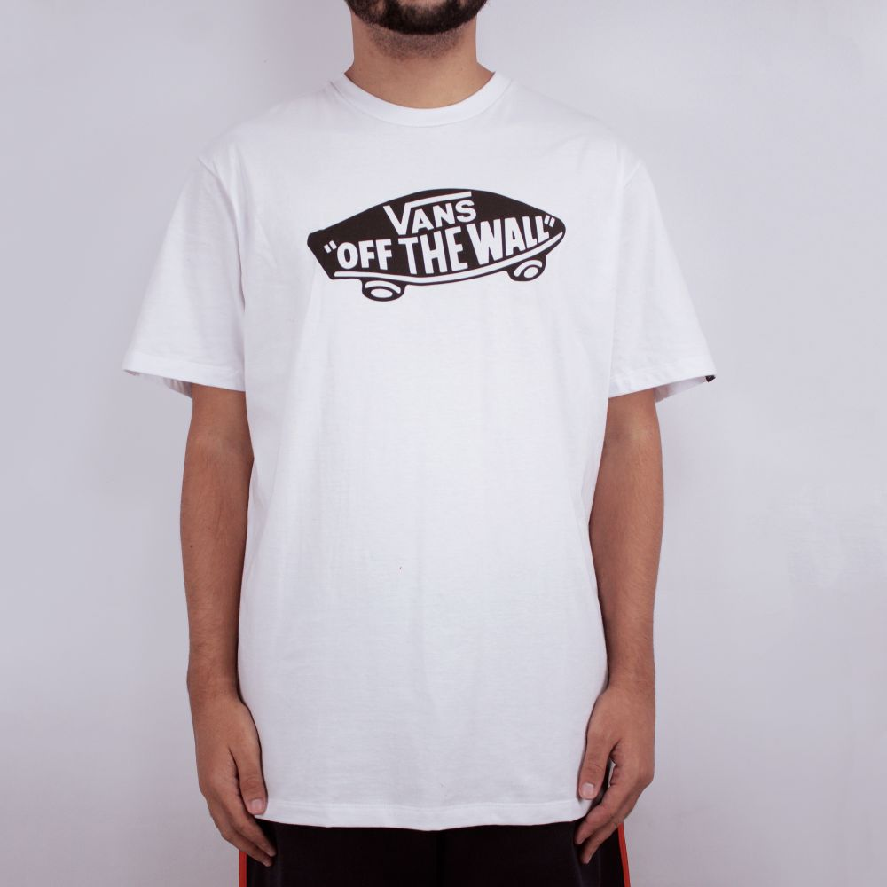 Camiseta Vans OTW Branca