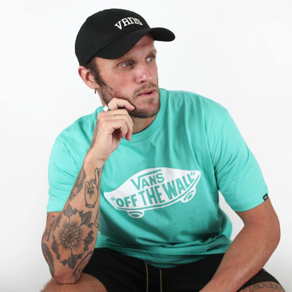 Camiseta Vans OTW Verde Água