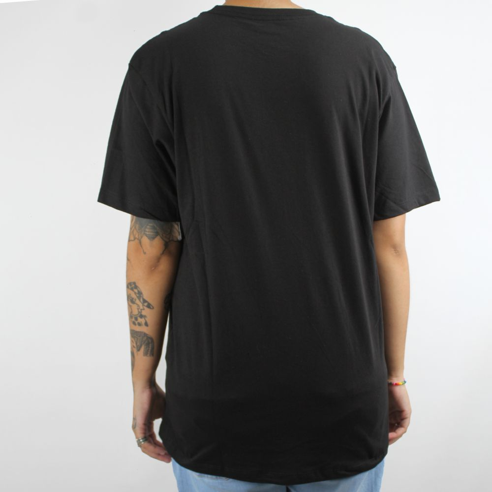 Camiseta Vans Print Box Preto