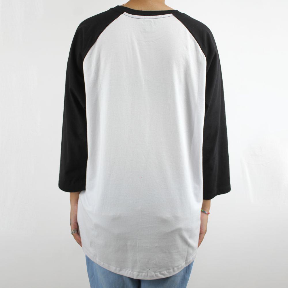 Camiseta Vans Raglan Classic