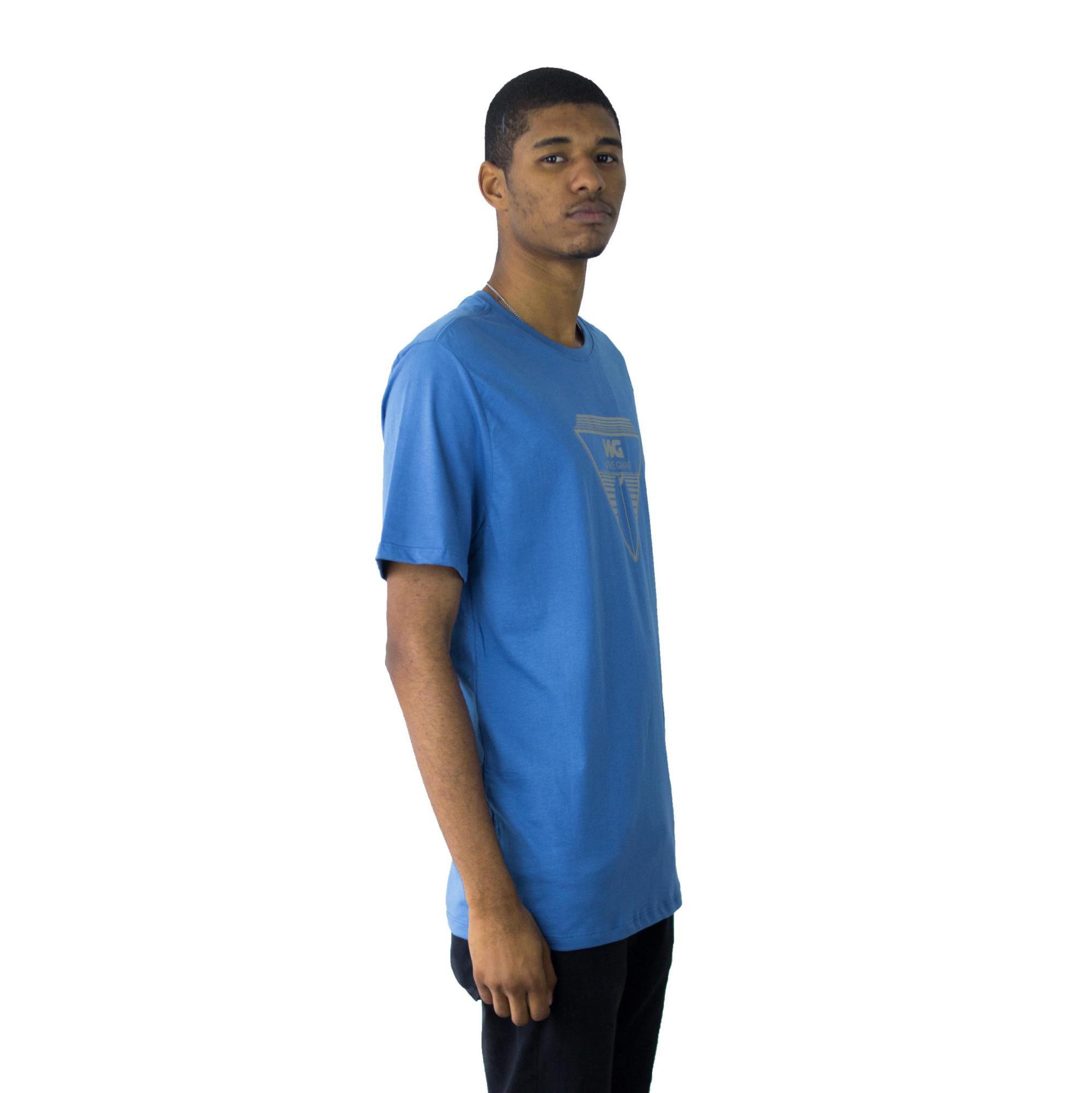 Camiseta WG Azul