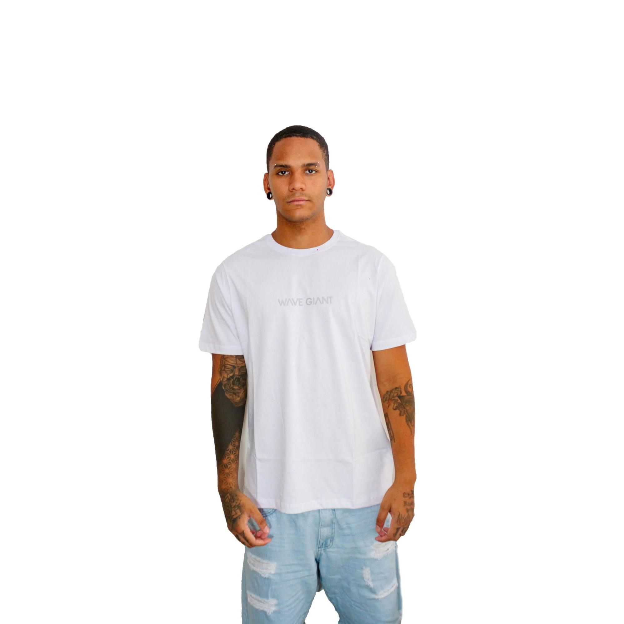 Camiseta WG Basic Branca