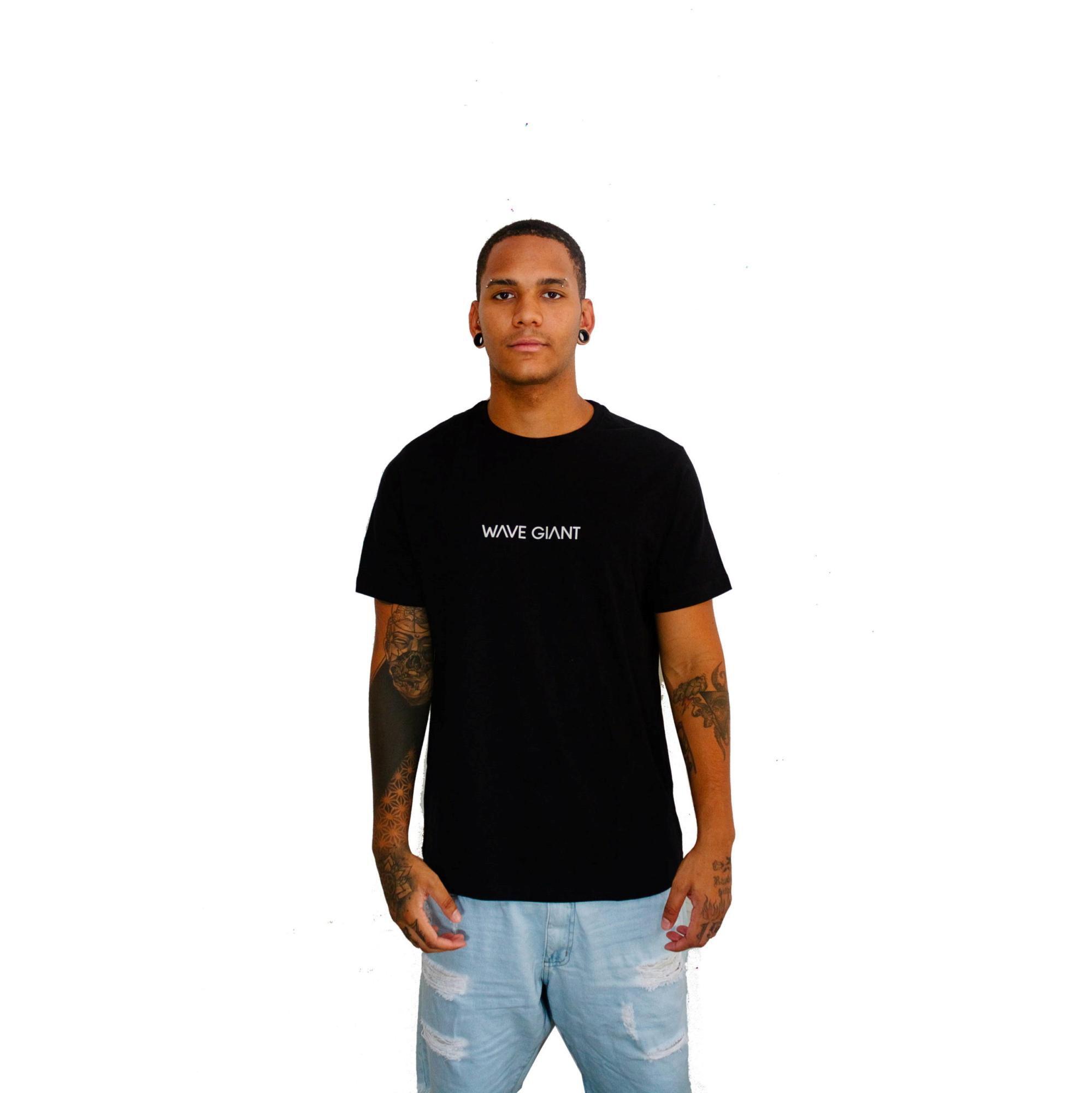 Camiseta WG Basic Preto