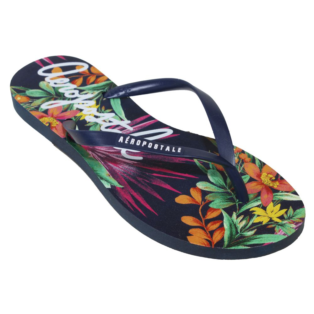 Chinelo Aeropostale Floral
