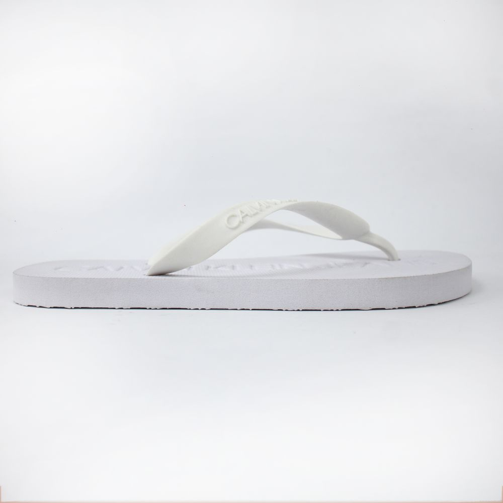 Chinelo Calvin Klein Jeans Swimweaar Branco