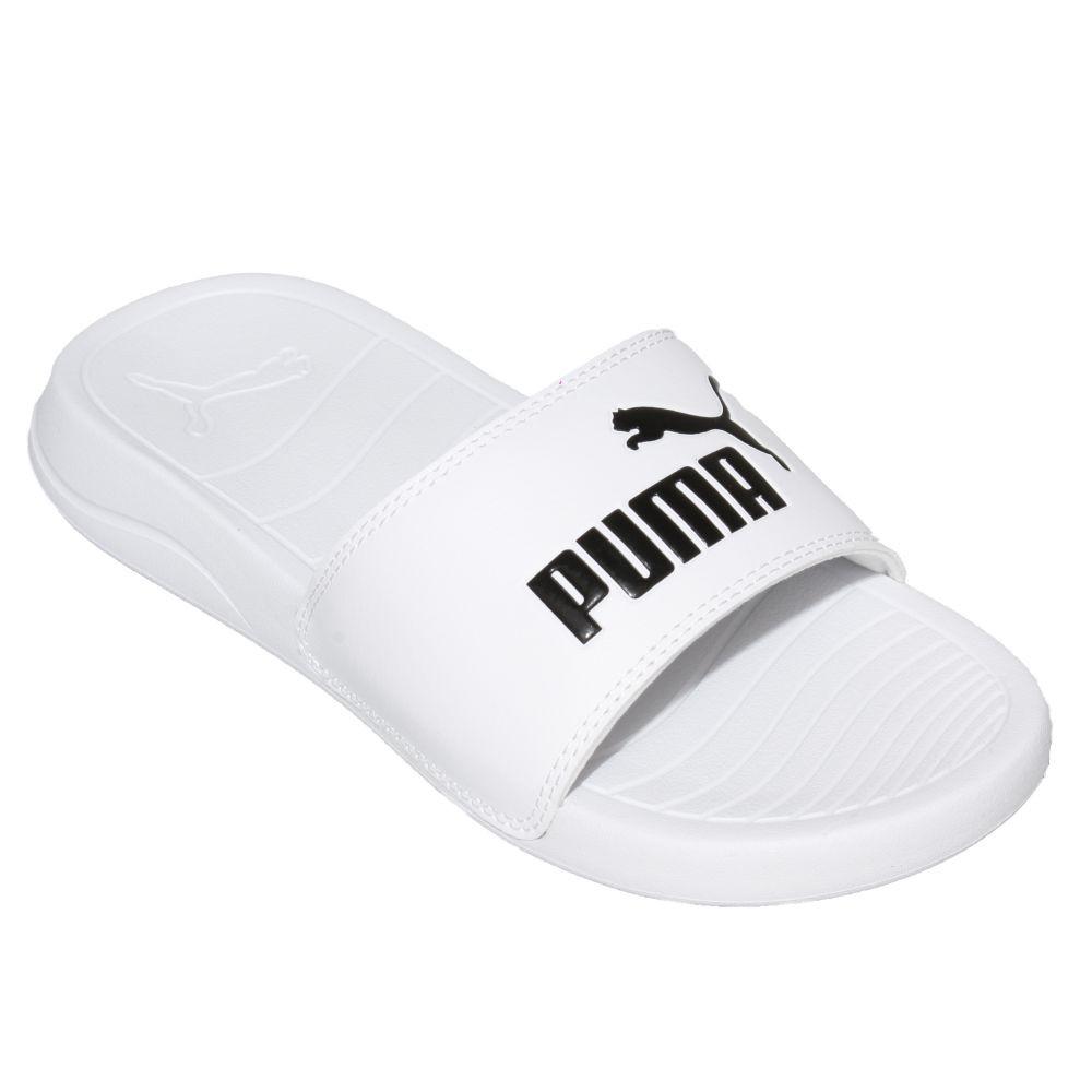 Chinelo Slide Puma Branco