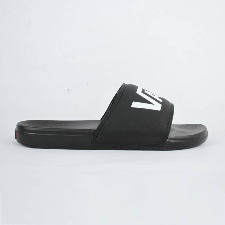 Chinelo Slide Vans La Costa Black