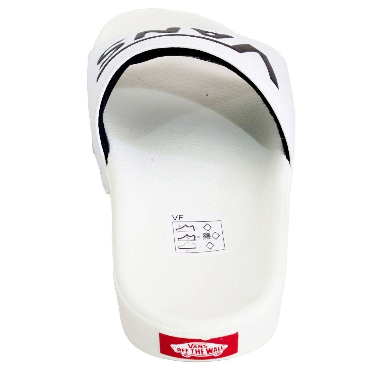 Chinelo Slide Vans White