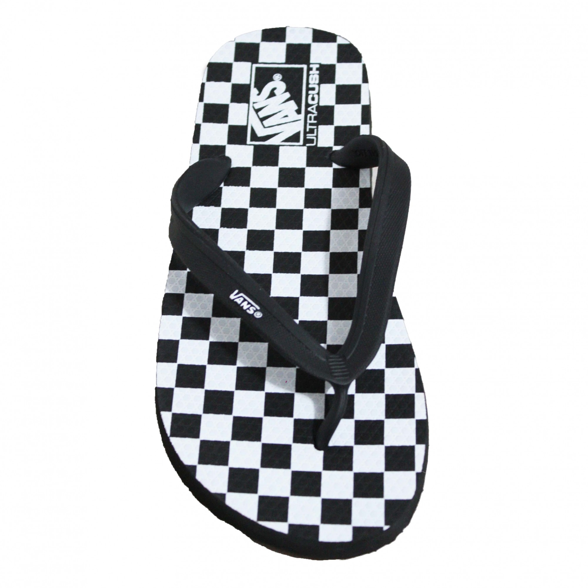 Chinelo Vans Makena Checker Board