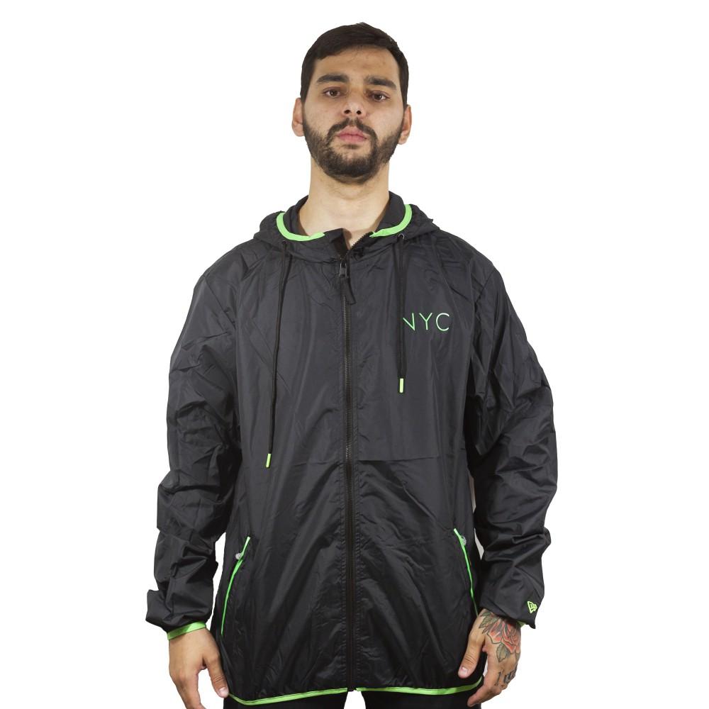 Jaqueta Corta Vento (WindbreAker) NYC Fluor Packable