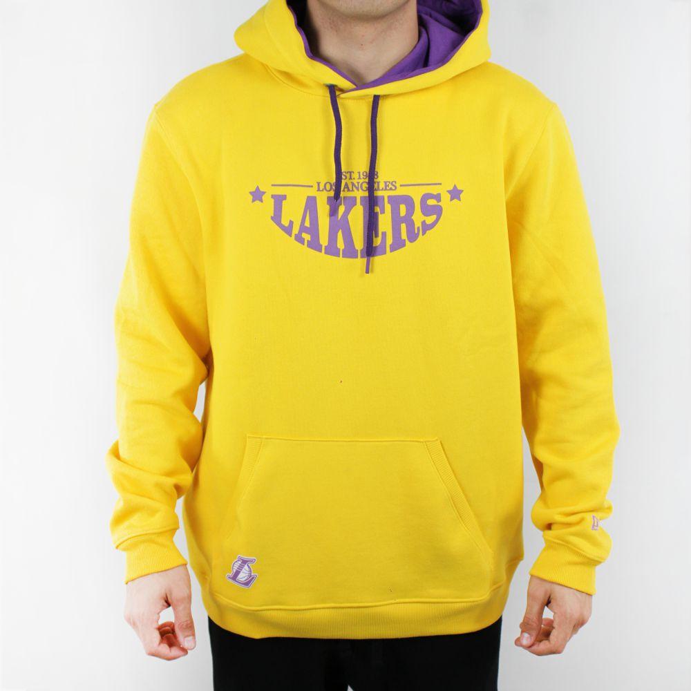 Moletom New Era Los Angeles Lakers