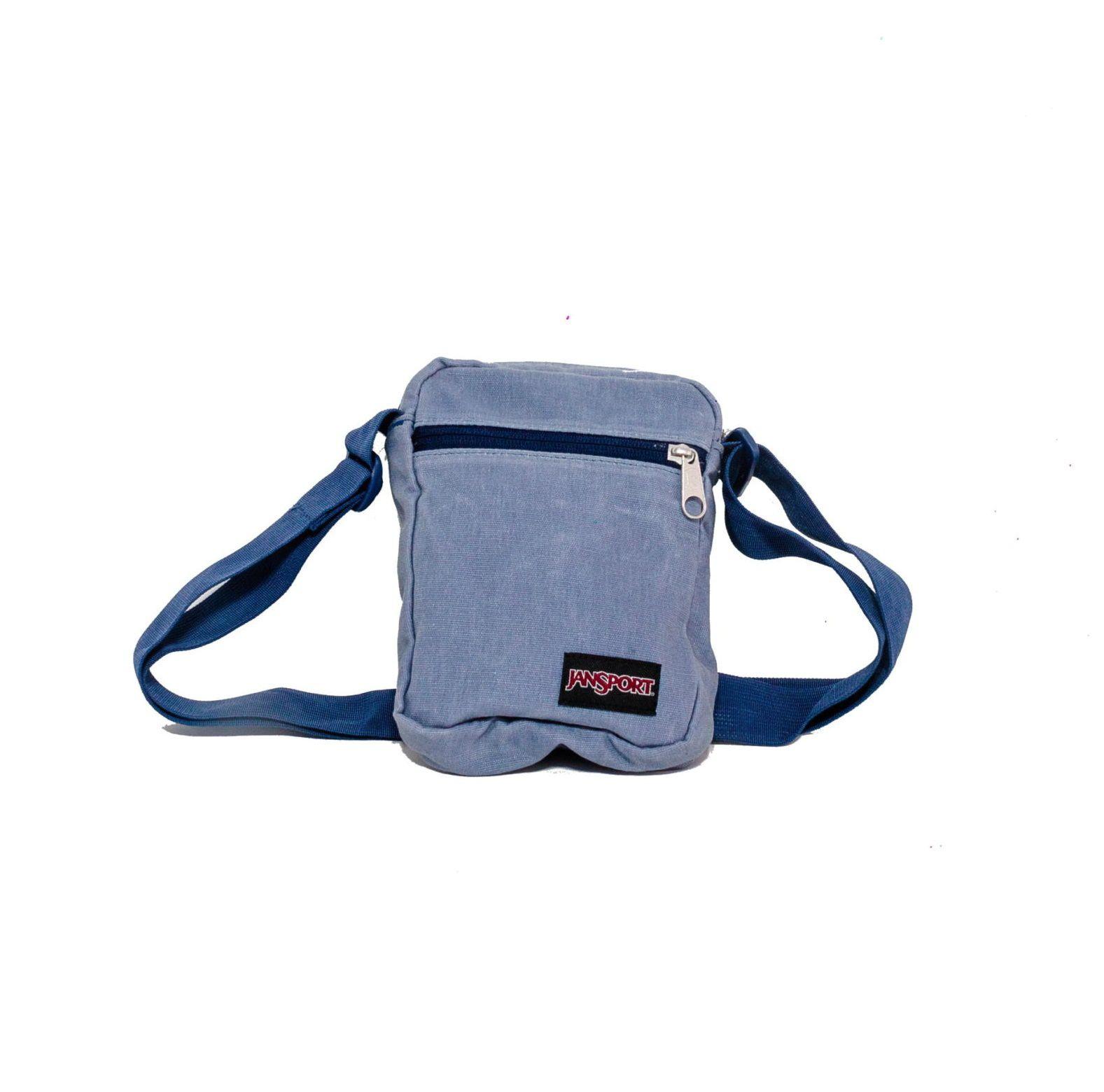 Shoulder Bag Jansport Azul