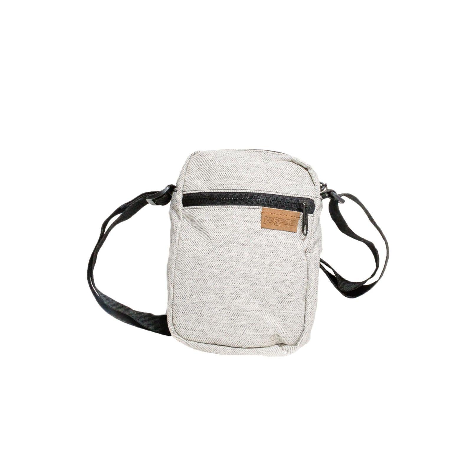 Shoulder Bag Jansport Cinza Claro