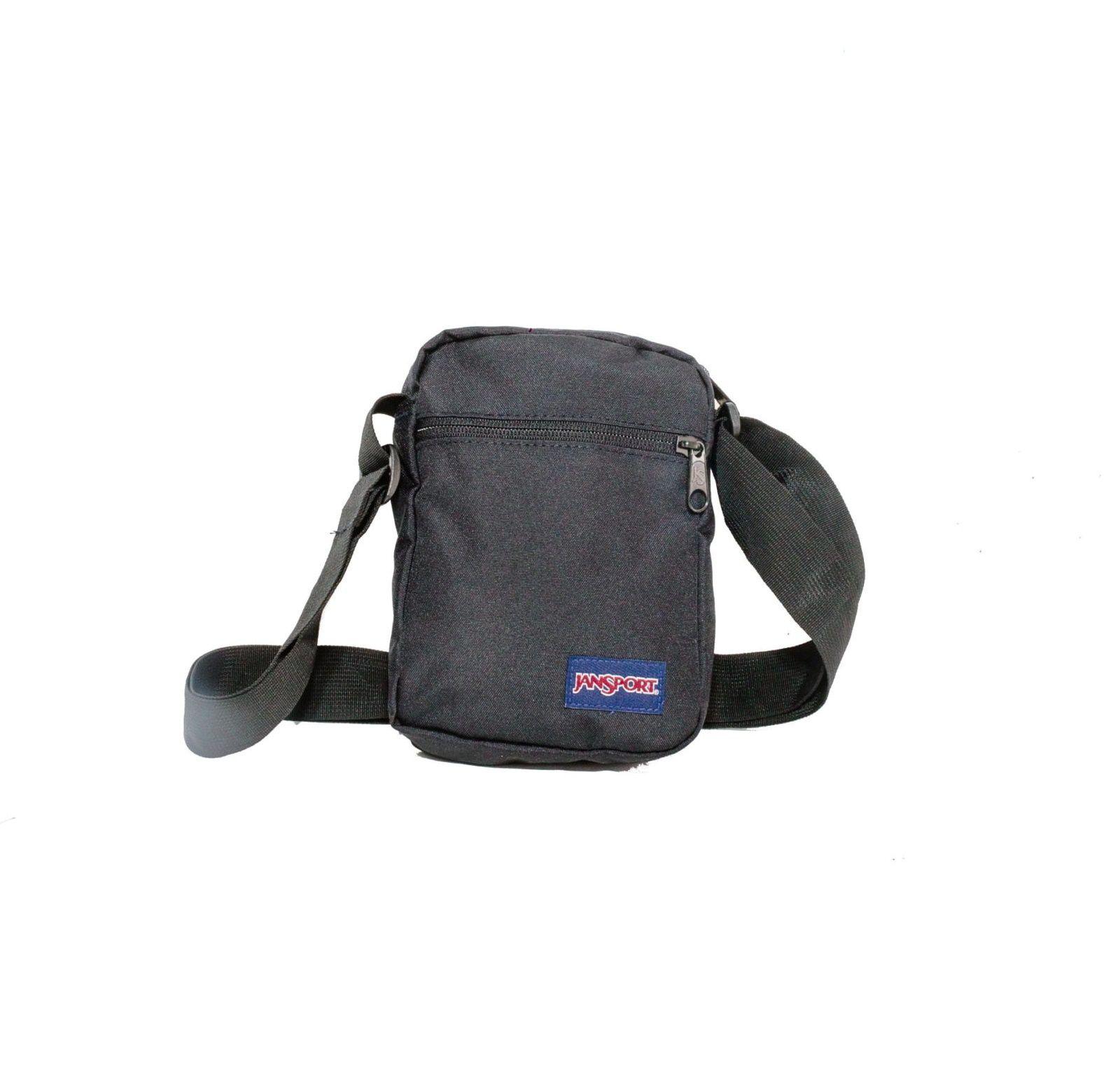 Shoulder Bag Jansport Preto