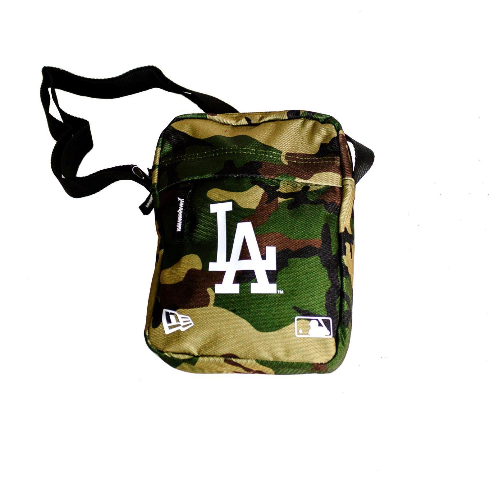 Shoulder Bag New Era Camuflada
