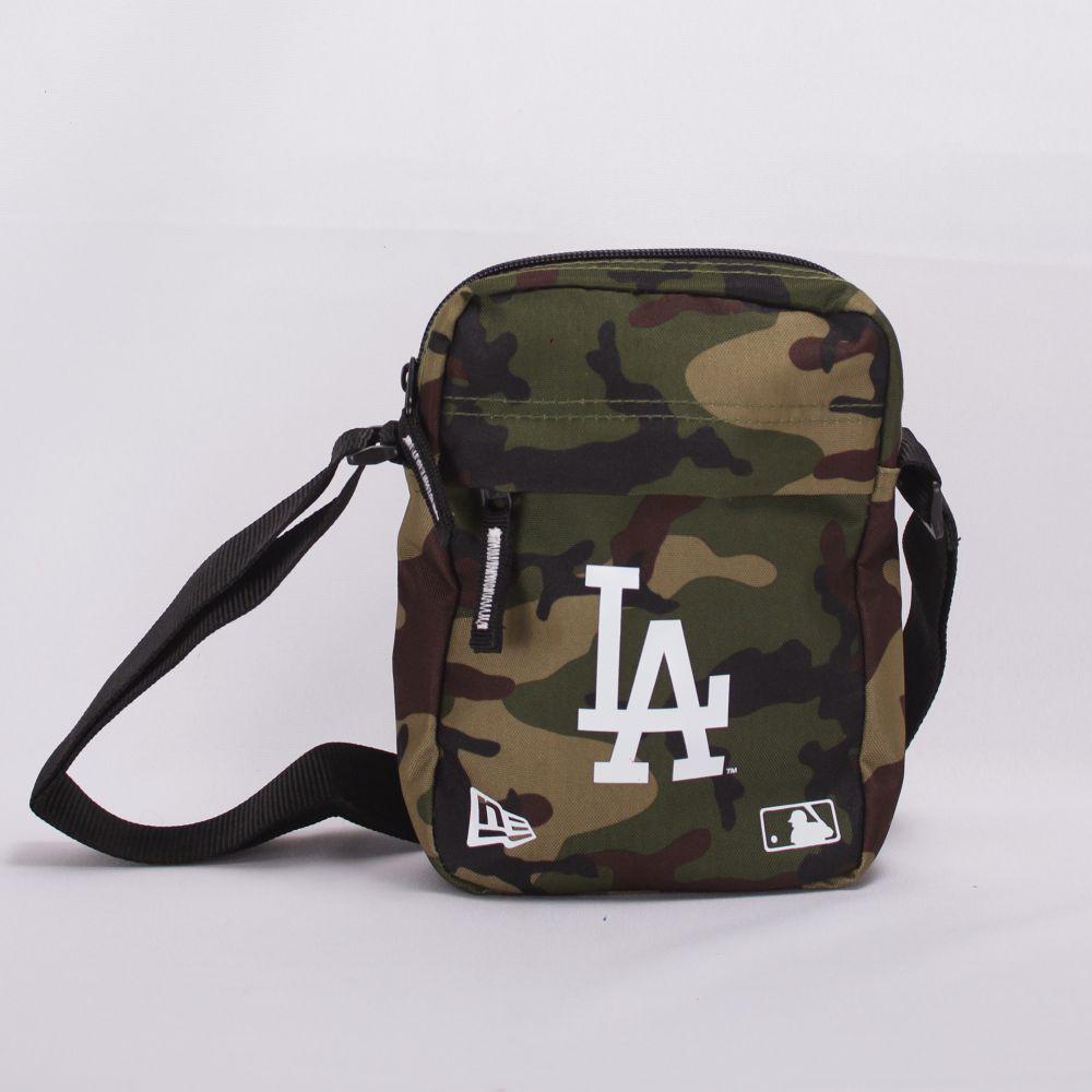 Shoulder Bag New Era LA Camuflada