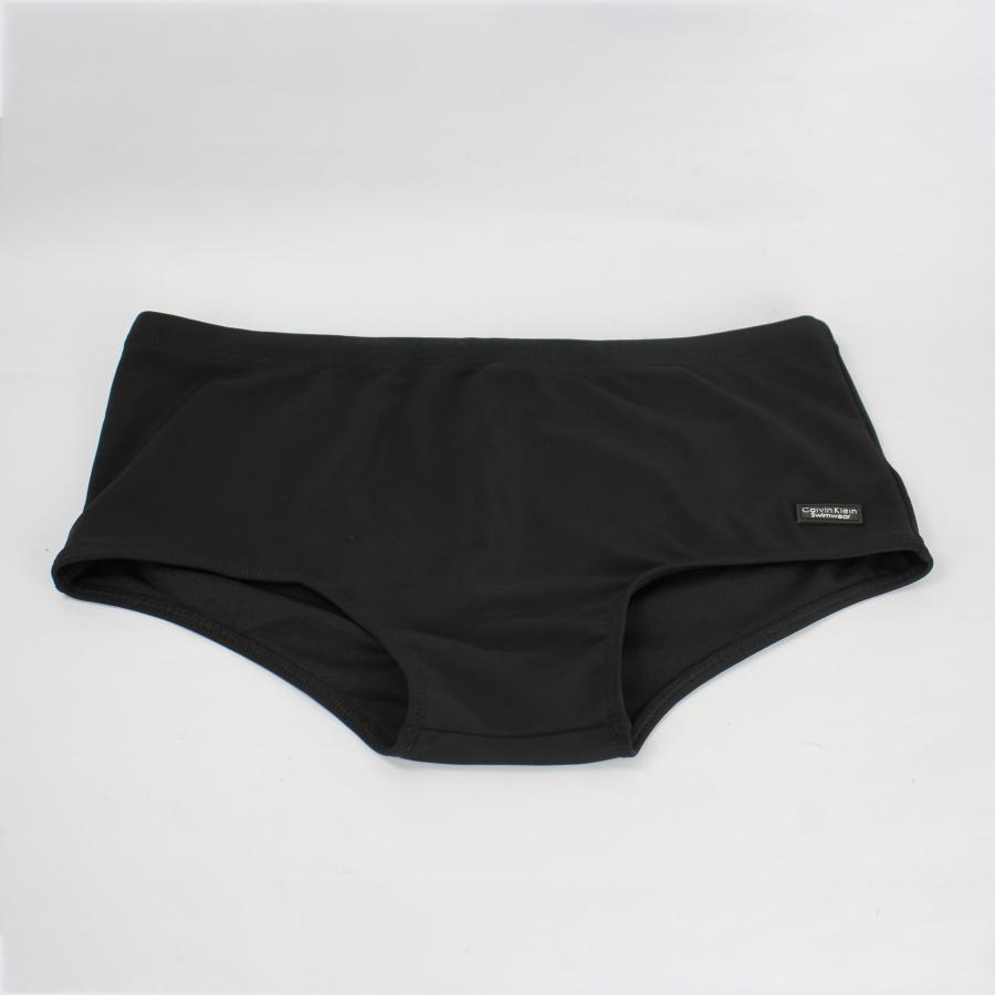 Sunga Calvin Klein Swimwear Basic Preta