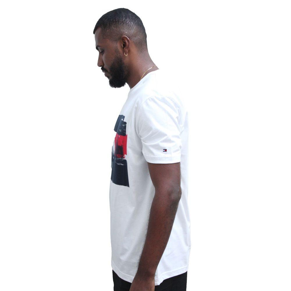 T-shirt Tommy Branca Logo