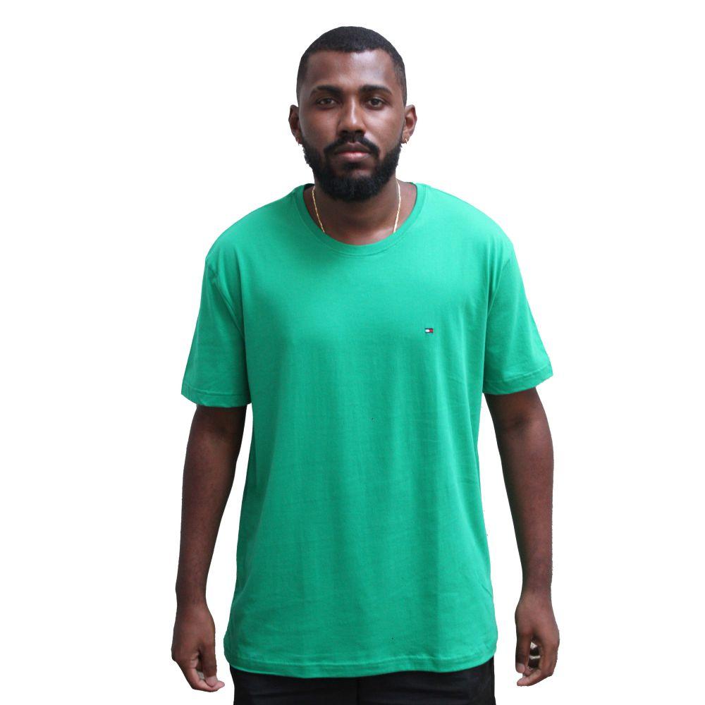 T-shirt Tommy Verde