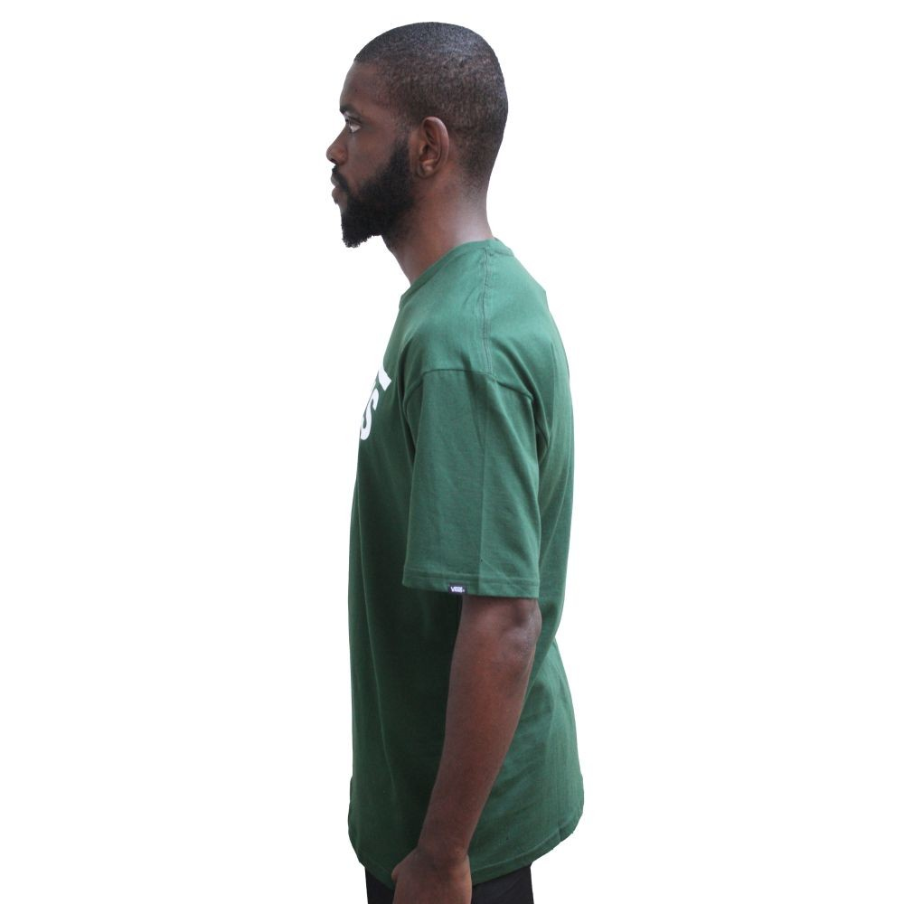 T-shirt Vans Logo Verde