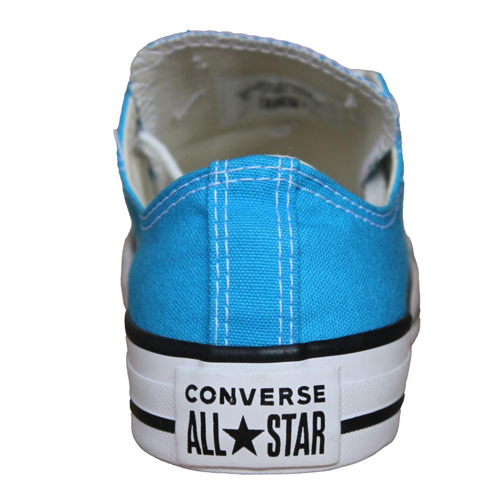 Tênis Converse All Star Chuck Taylor Azul Água