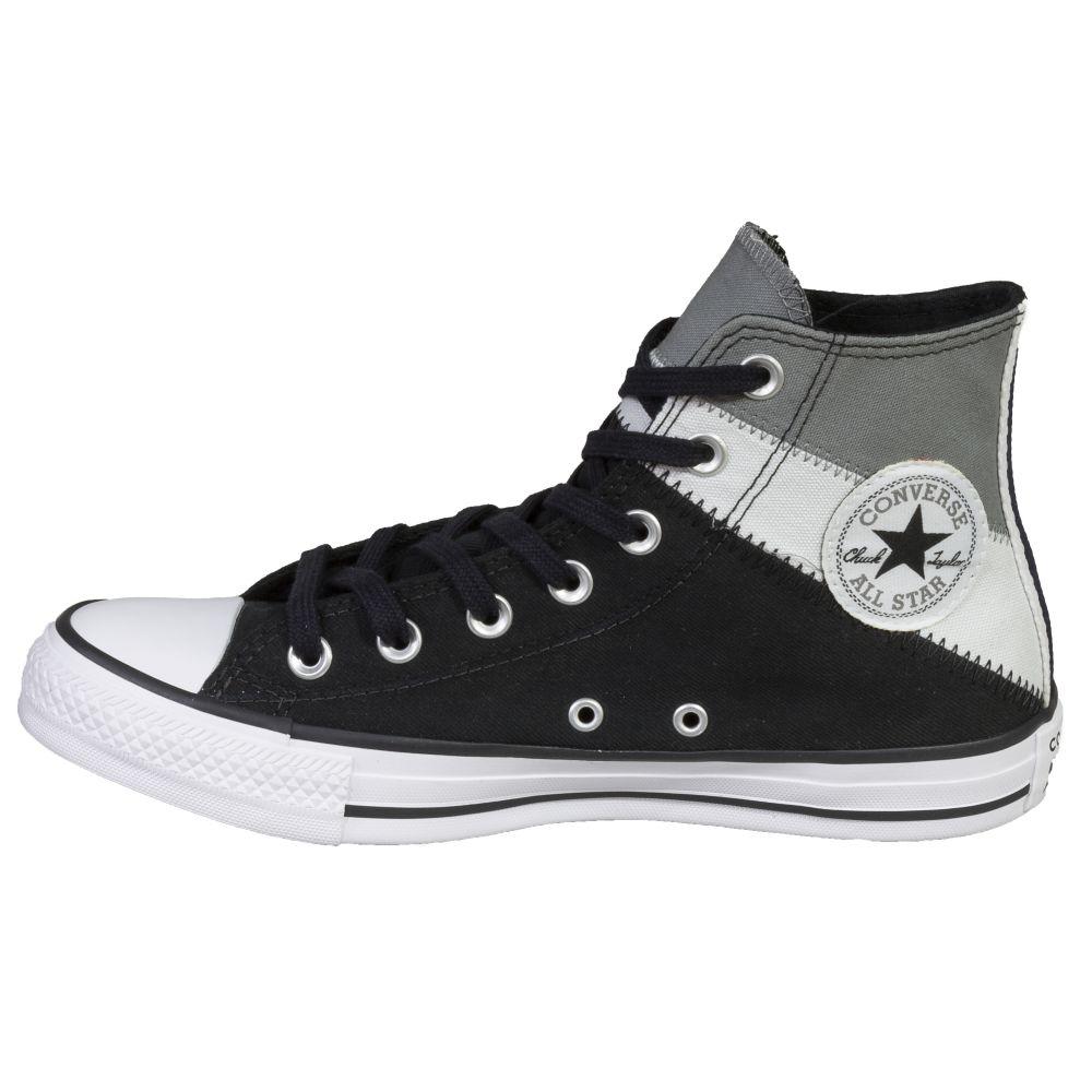 Tênis Converse All Star Chuck Taylor Cinza Multicor Cano Longo