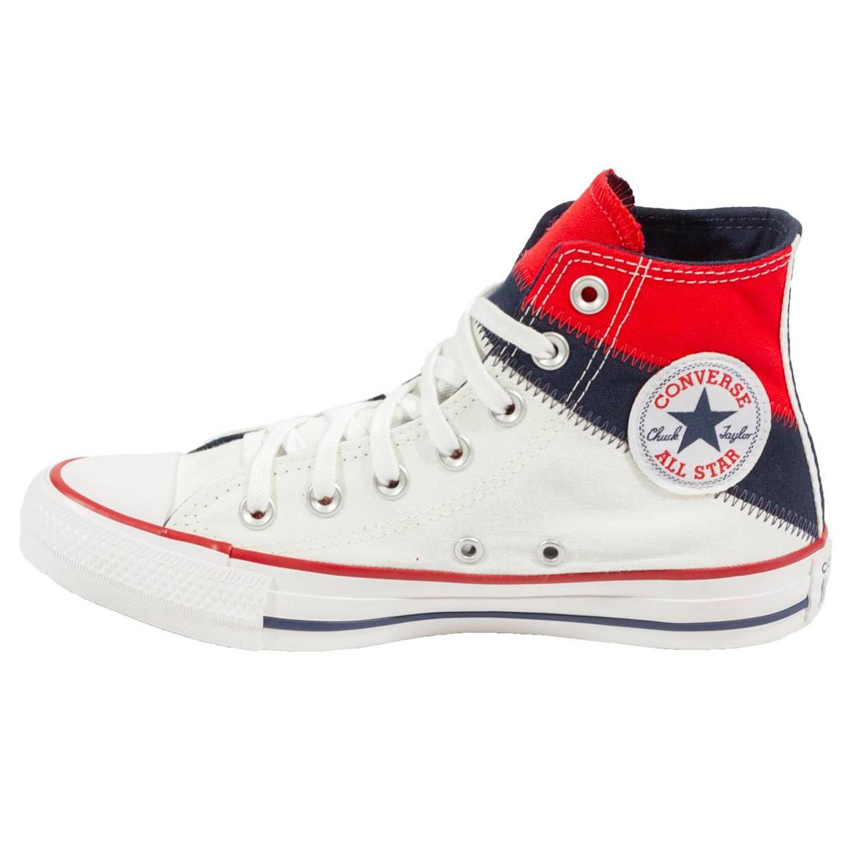 Tênis Converse All Star Chuck Taylor Multicor