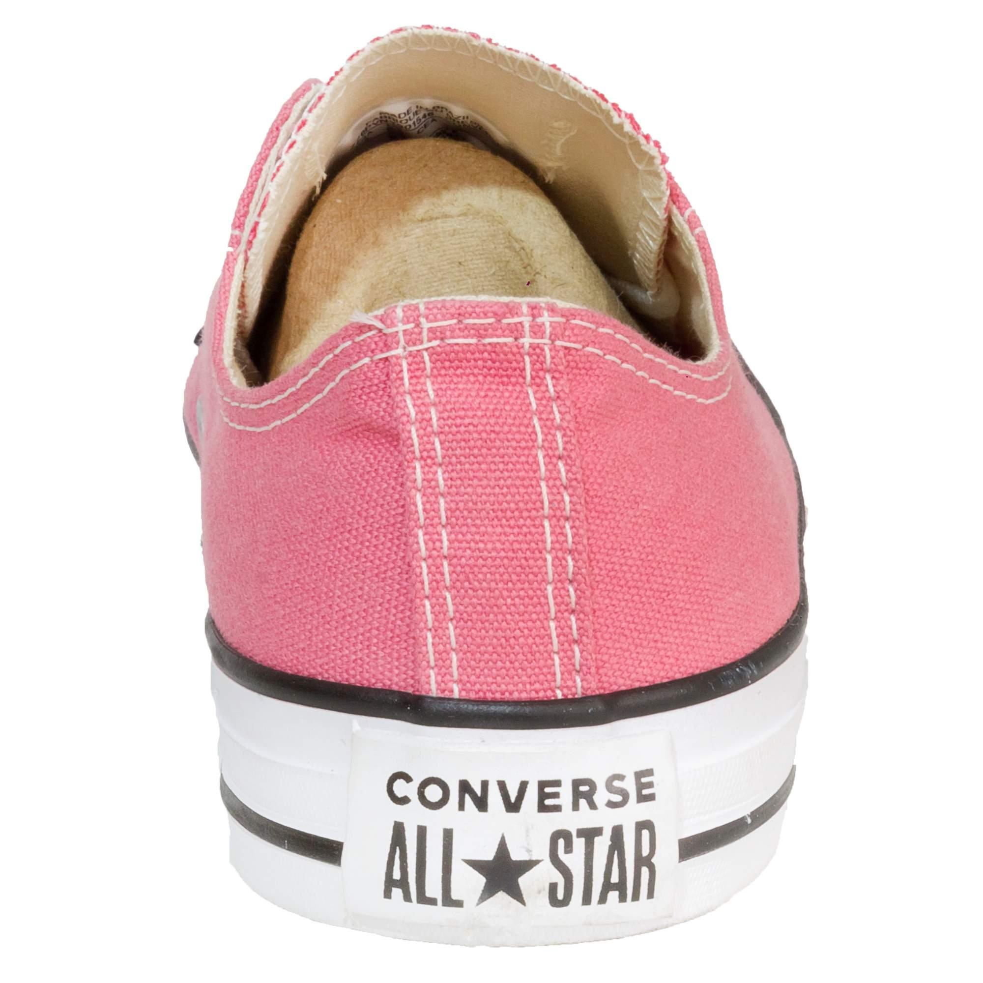 Tênis Converse All Star Chuck Taylor Rosa Palido