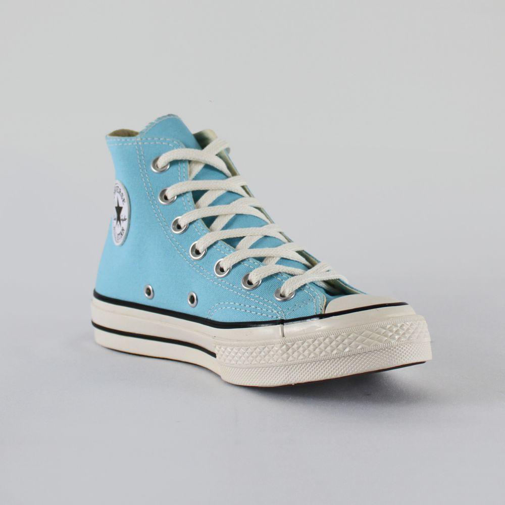 Tênis Converse Chuck 70 Azul Claro Cano Longo