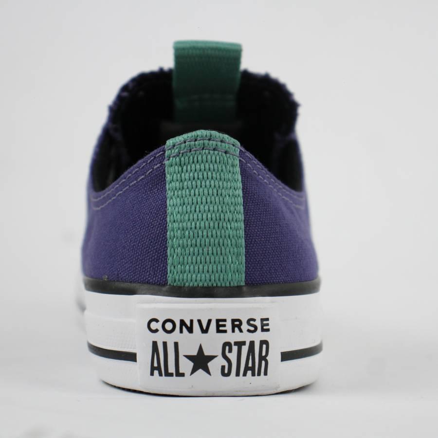 Tênis Converse Chuck Taylor Roxo / Verde
