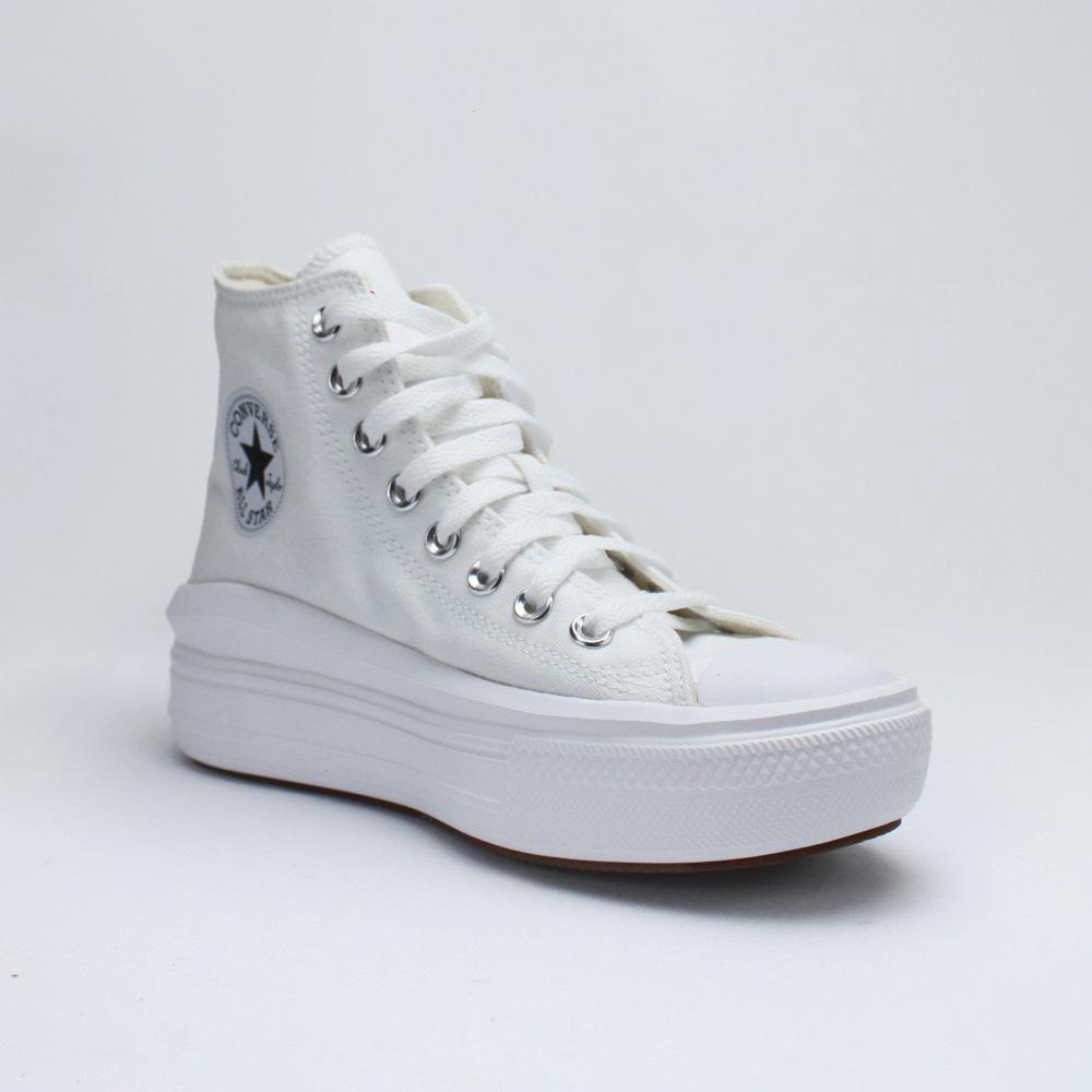 Tênis Converse Move Platform Branco