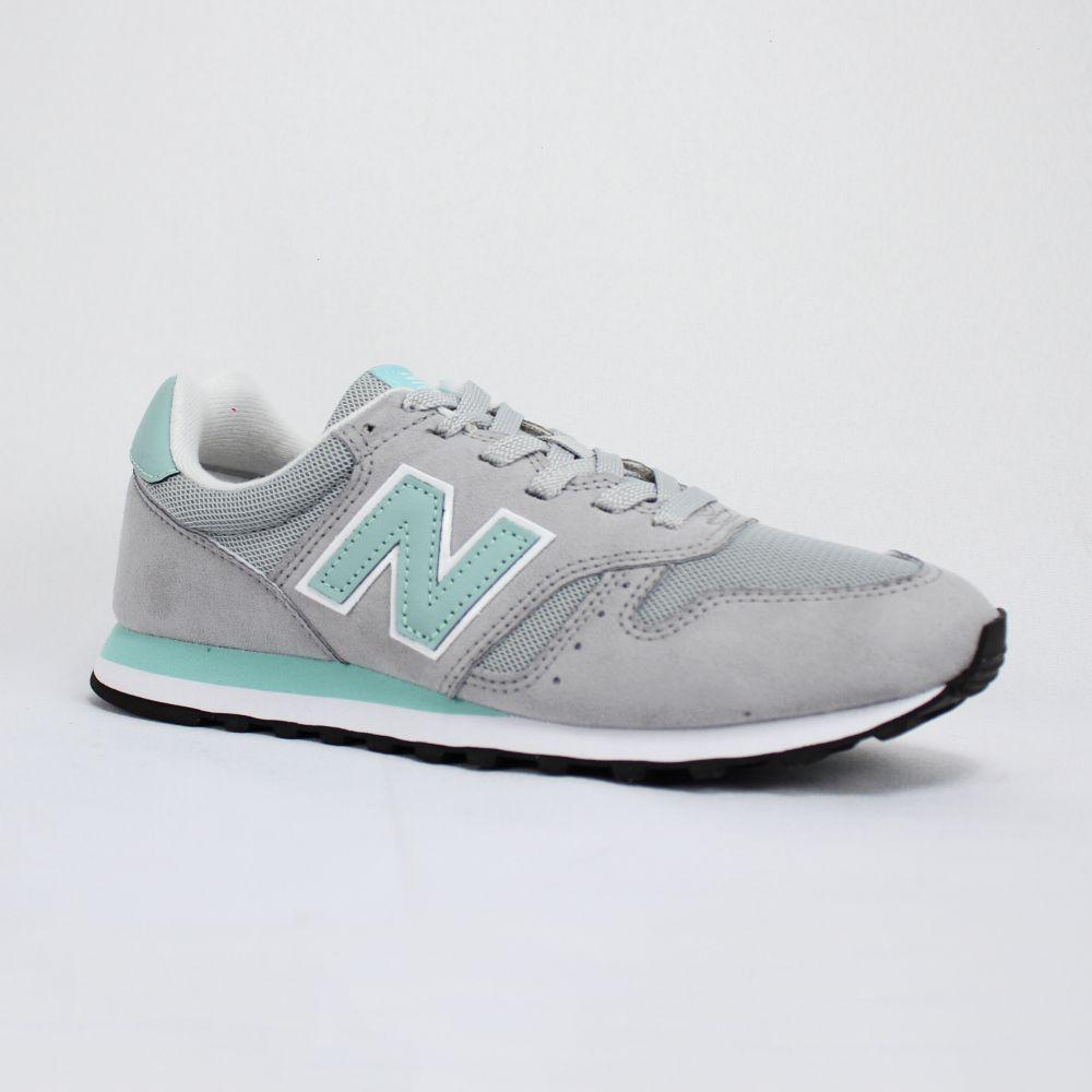 Tênis New Balance 373 BA2 Cinza