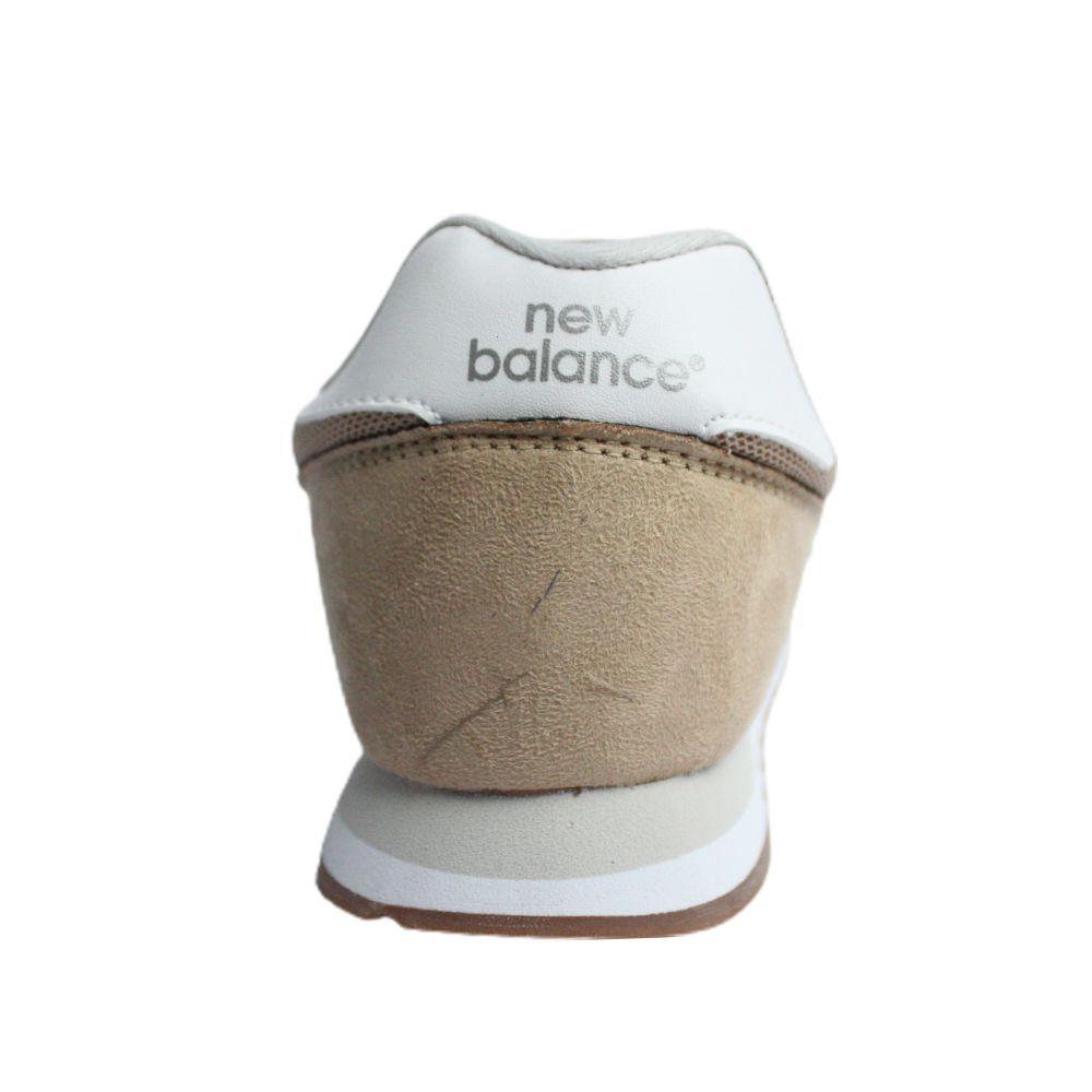 Tênis New Balance 373 DD2 Casual Ocre
