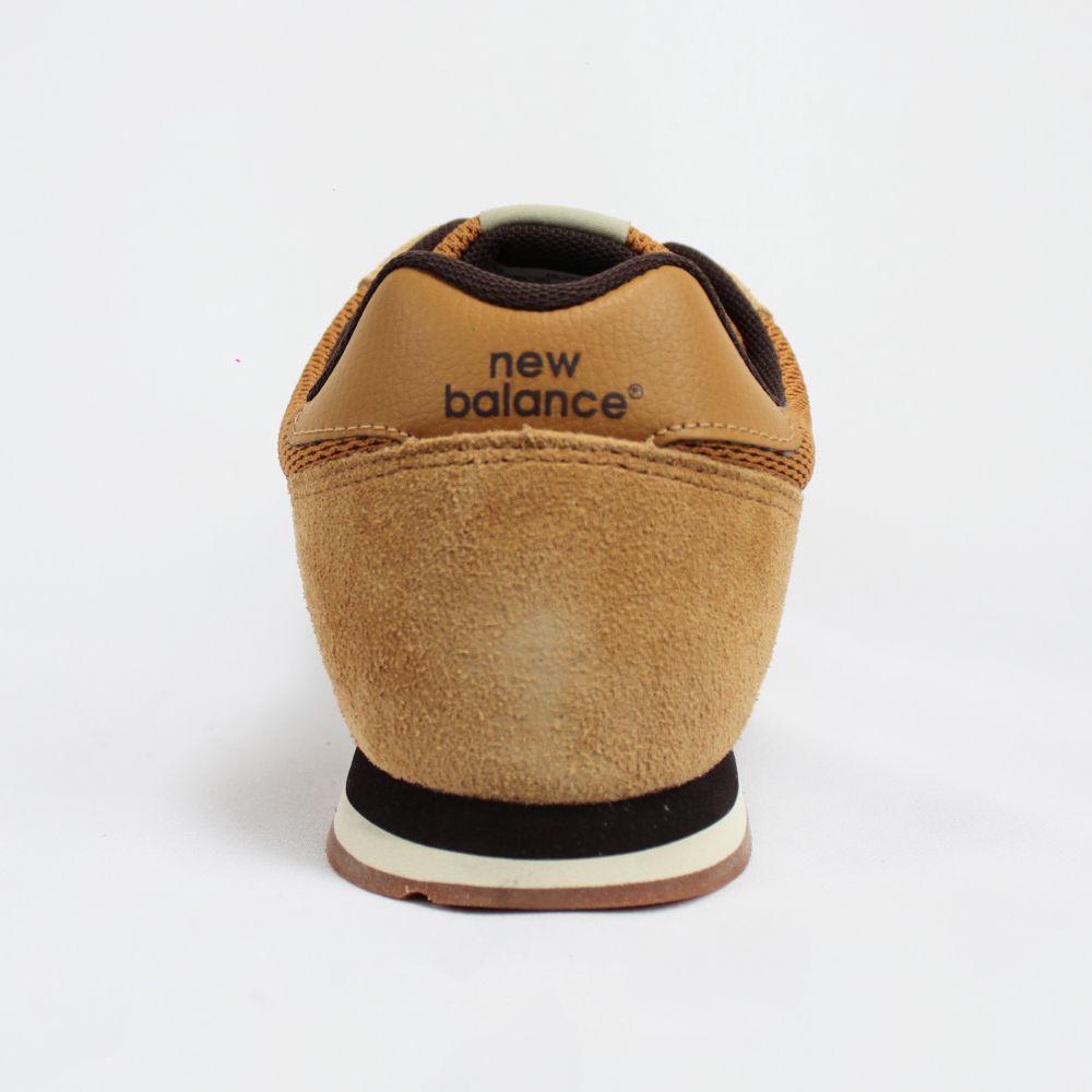 Tênis New Balance 373 UA2 Caramelo
