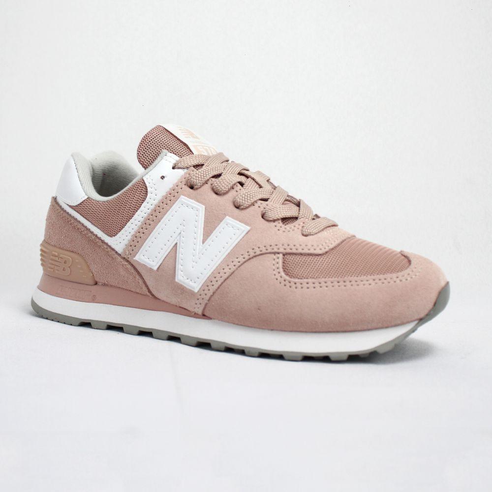 Tênis New Balance 574 OAB Rosa