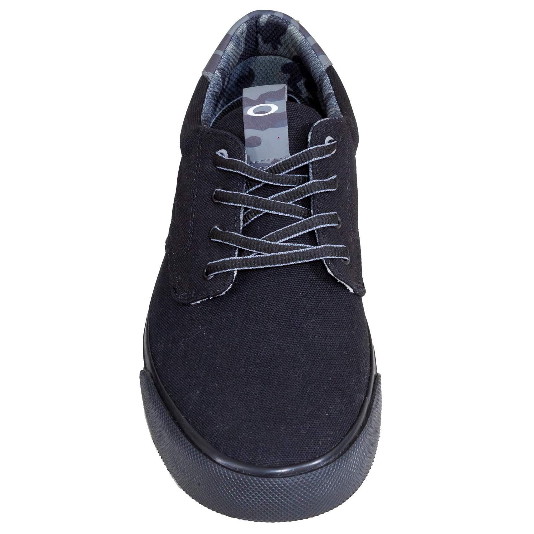 Tênis Oakley Step Camo Black