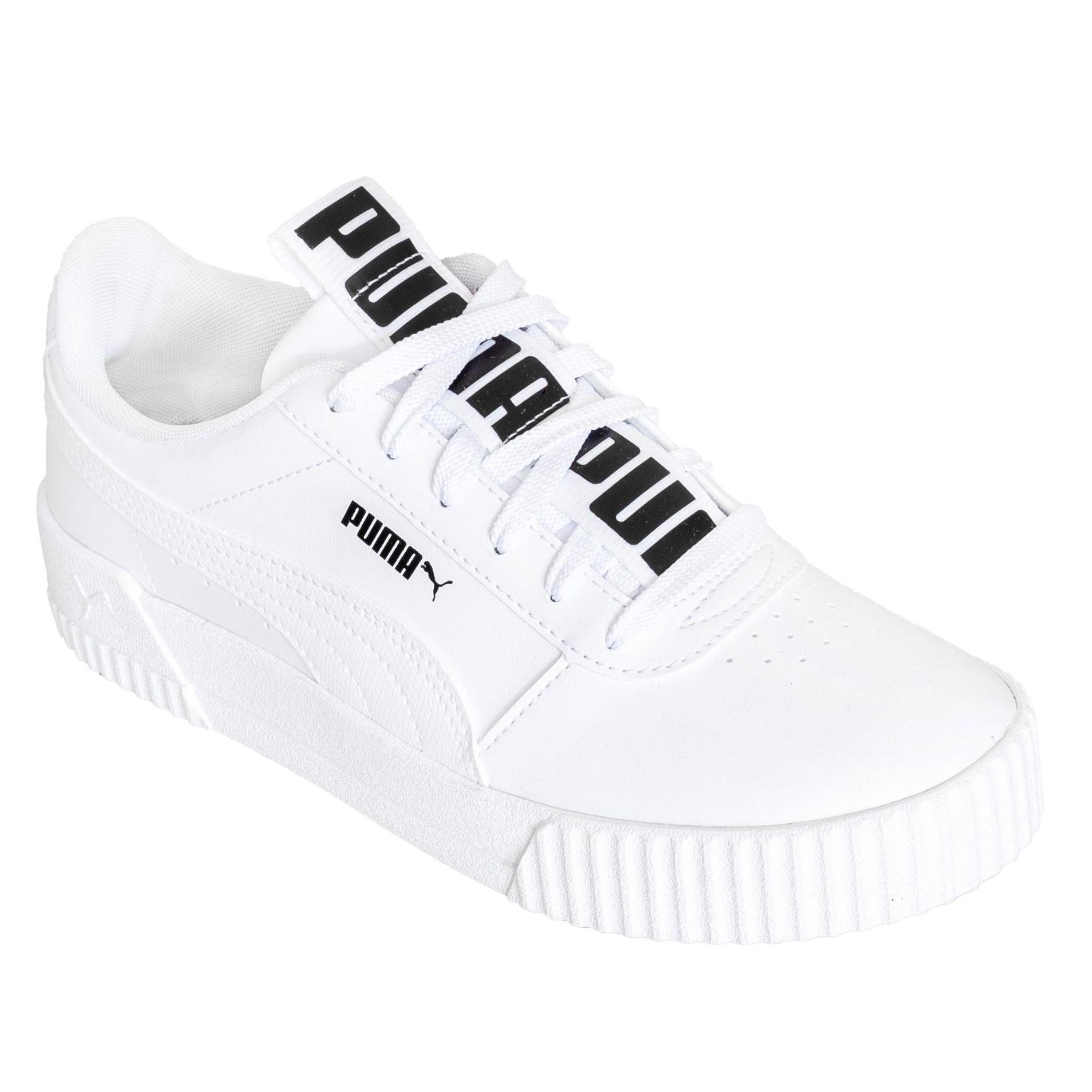 Tênis Puma Carina Bold Branco