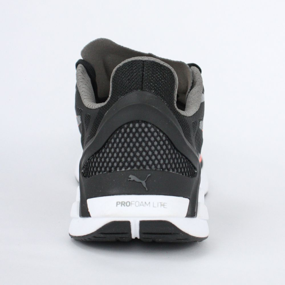 Tênis Puma UltraRide Black Silver