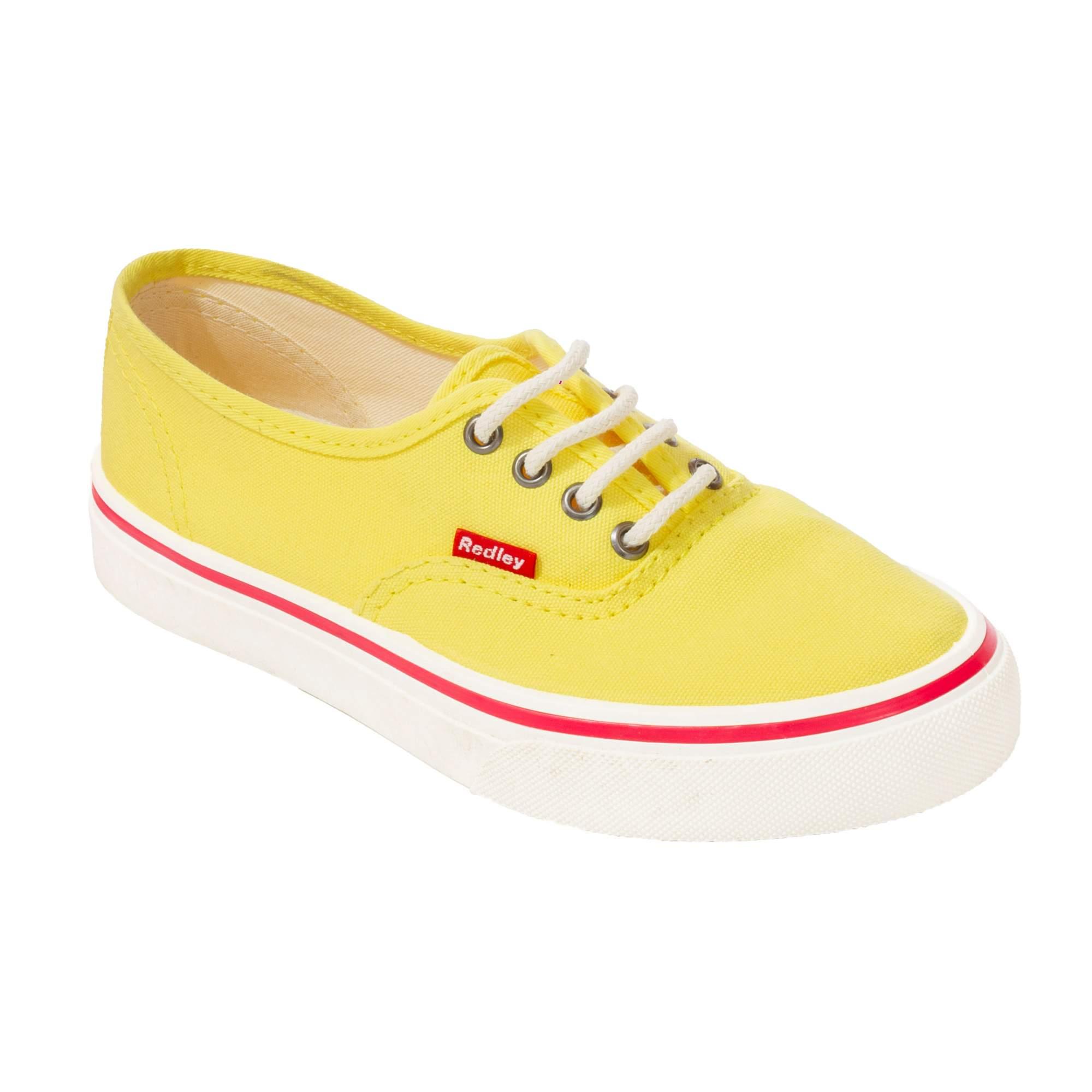 Tênis Redley Superbásico Amarelo