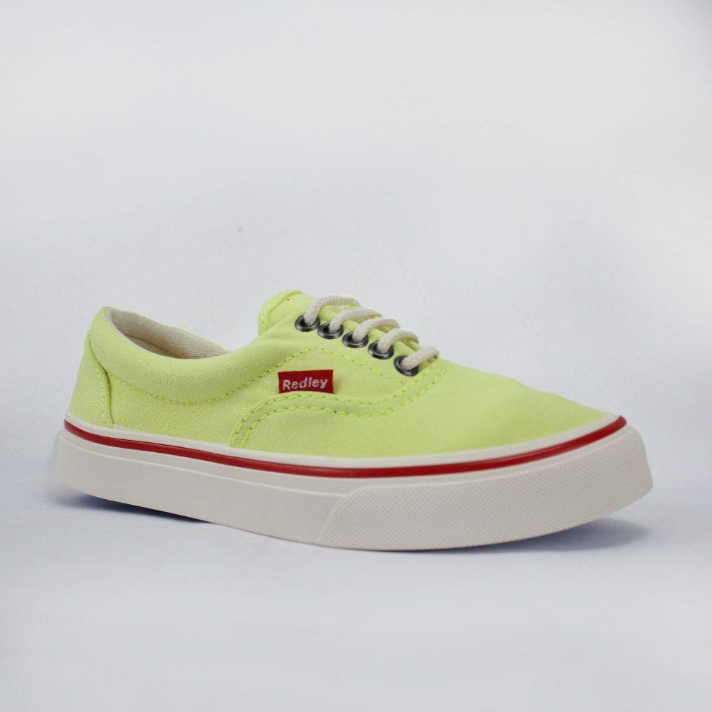 Tênis Redley New Wave Verde Limão