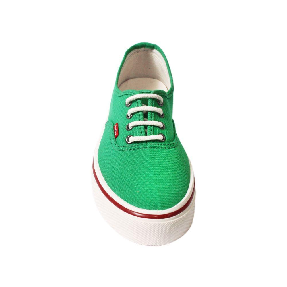 Tênis Redley Superbásico Verde Folha