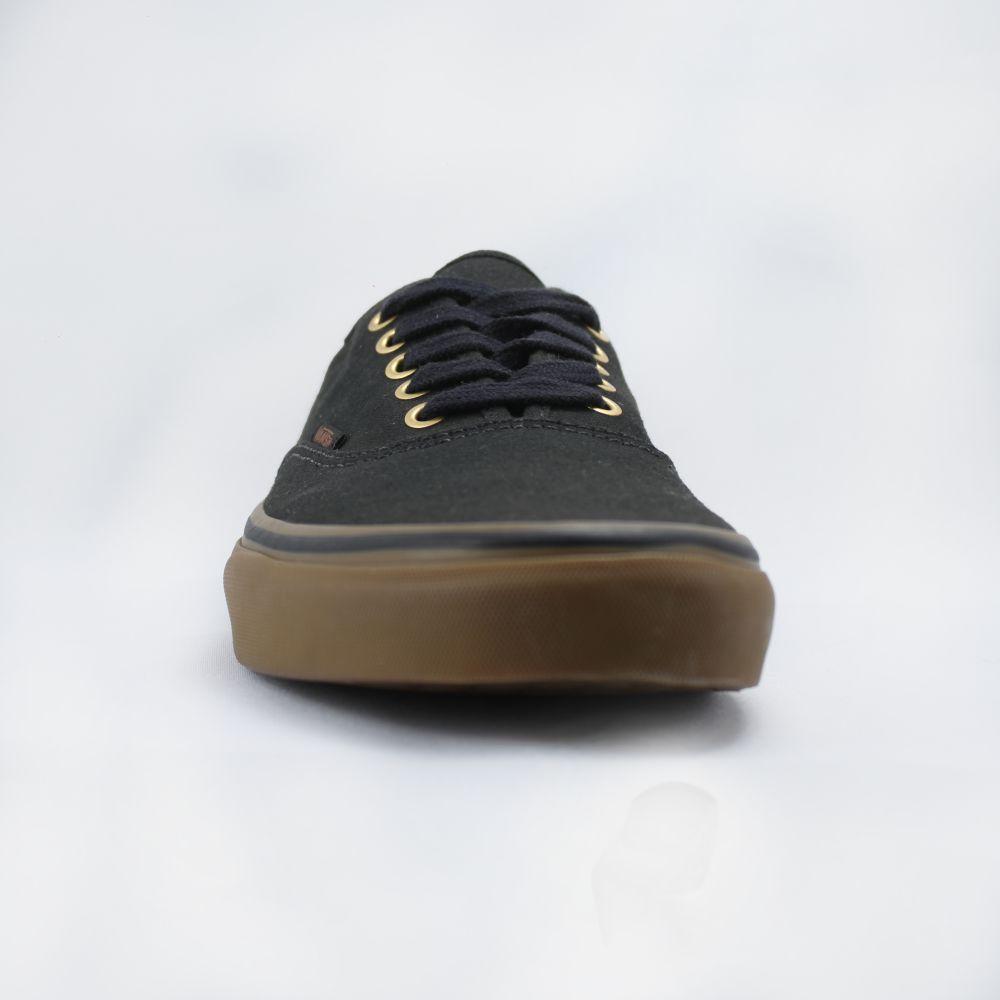 Tênis Vans Authentic Black Rubber