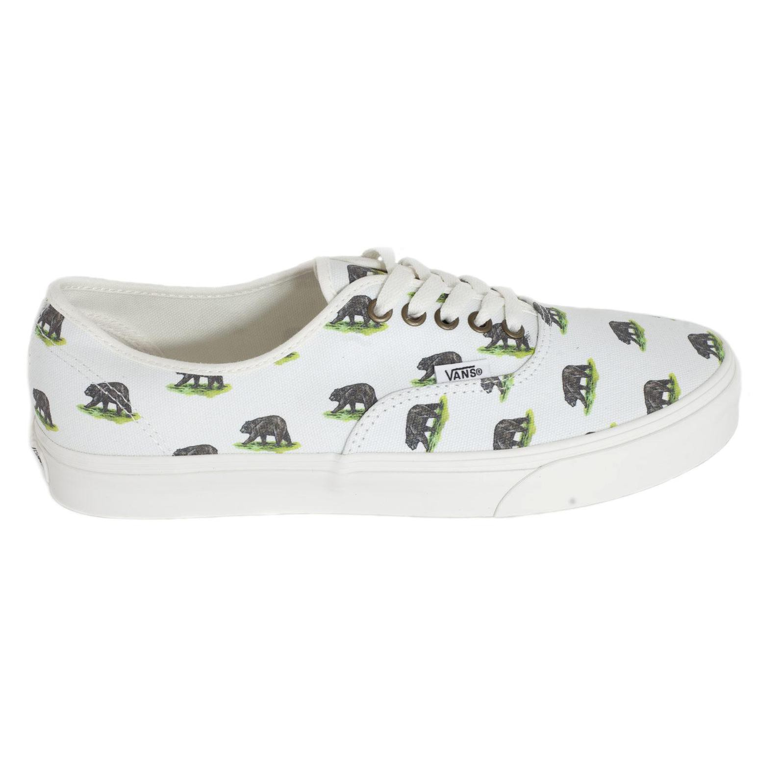 Tênis Vans Authentic California Republic Branco