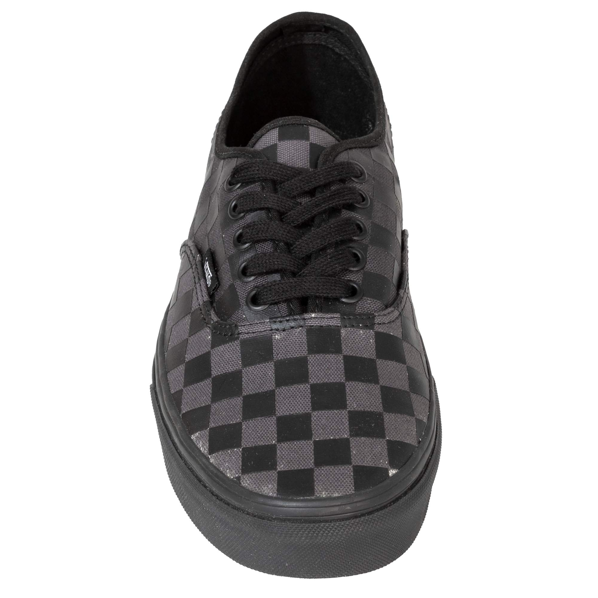 Tênis Vans Authentic Checkerboard Preto