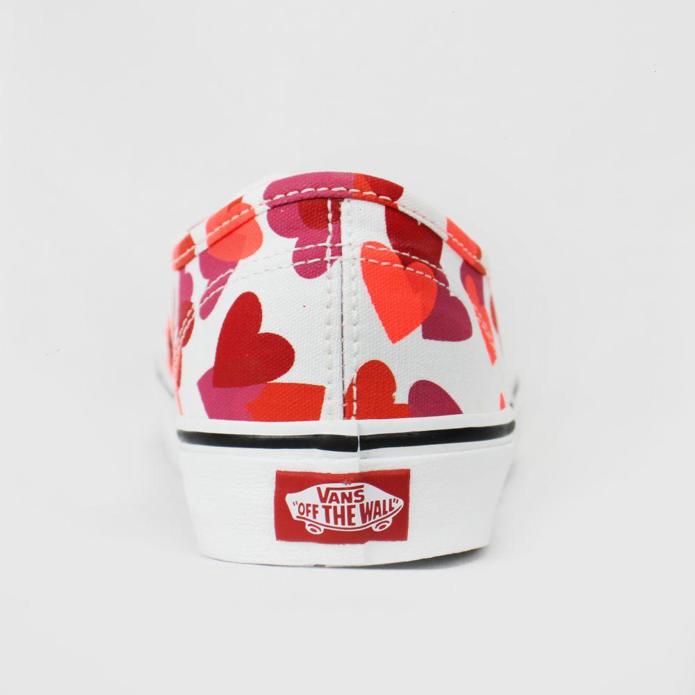 Tênis Vans Authentic Valentines Hearts