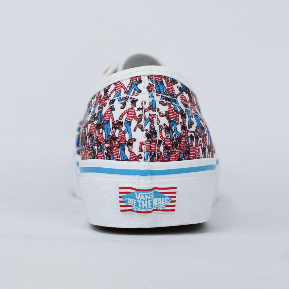 Tênis Vans Authentic Wally