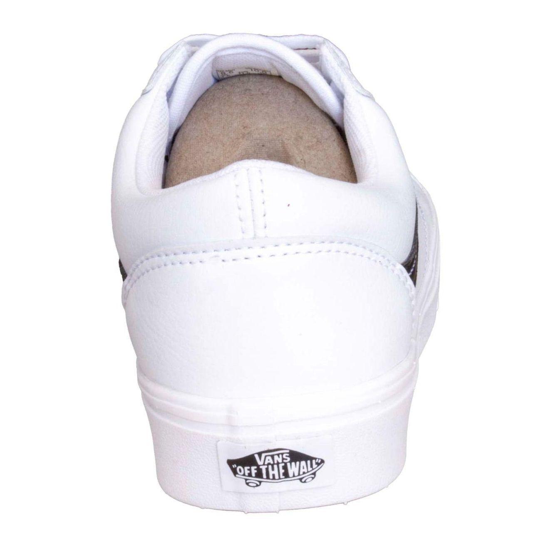 Tênis Vans Comfycush Old Skool Branco